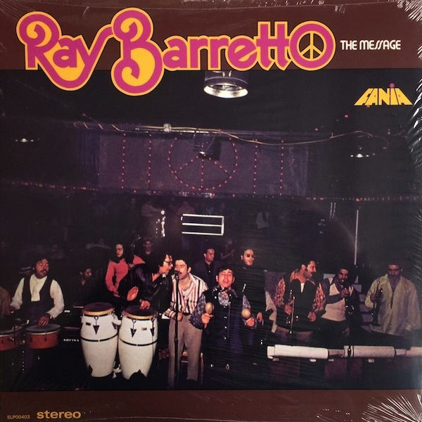 RAY BARRETTO - THE MESSAGE LP
