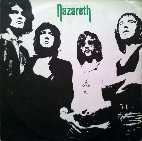 NAZARETH - NAZARETH LP  (180 GRAM) LTD COLOURED VINYL