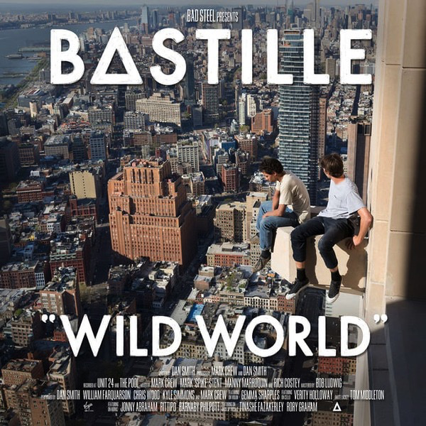 BASTILLE - WILD WORLD 2LP