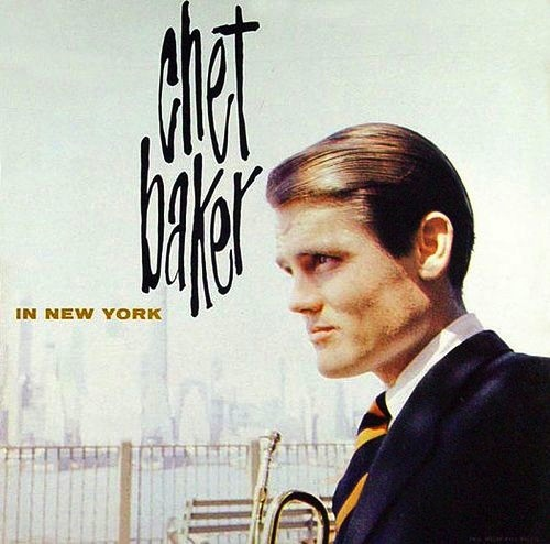 CHET BAKER - IN NEW YORK LP