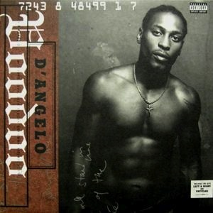 D'ANGELO - VOODOO 2LP (WHITE VINYL)