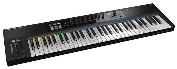 NATIVE INSTRUMENTS - KOMPLETE KONTROL S61 KEYBOARD