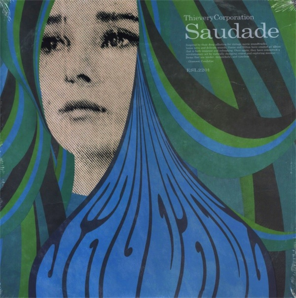 THIEVERY CORPORATION - SAUDADE LP