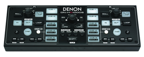 DENON DJ DN-HC1000S - USB MIDI/AUDIO INTERFACE & CONTROLLER