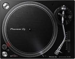PIONEER - PLX-500-K TURNTABLE
