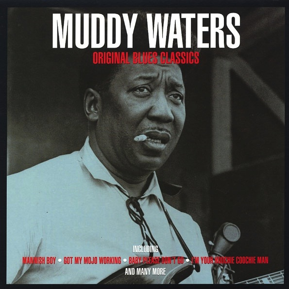 MUDDY WATERS - ORIGINAL BLUES CLASSICS LP