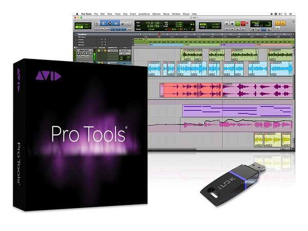 AVID - PROTOOLS (ANNUAL SUBSCRIPTION)