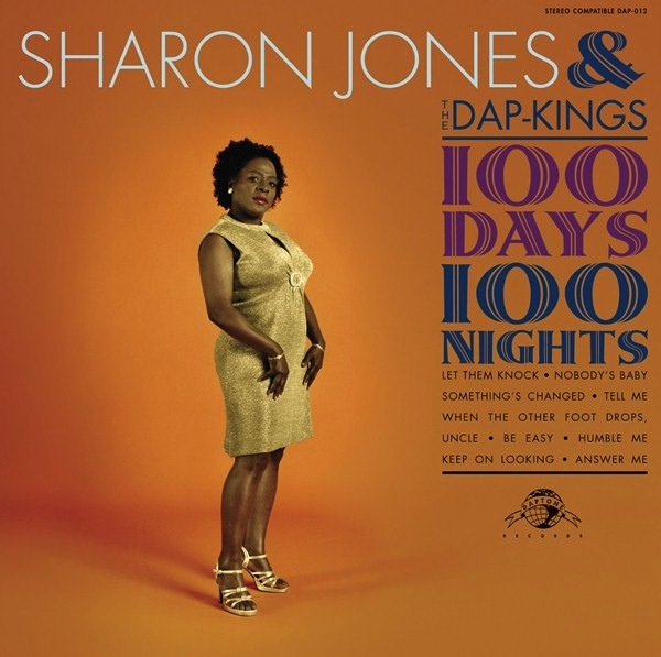 SHARON JONES & THE DAP-KINGS - 100 DAYS, 100 NIGHTS LP