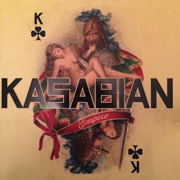 "KASABIAN - EMPIRE 2X10"" LP"