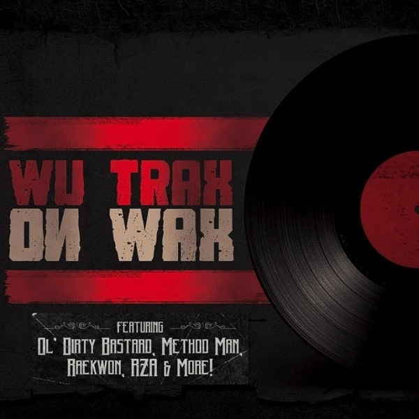 VARIOUS - WU TRAX ON WAX LP