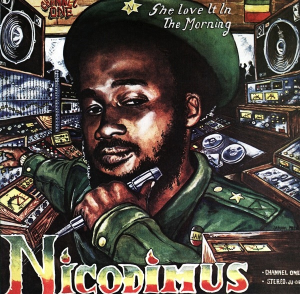 NICODEMUS - SHE LOVE IT IN THE MORNING LP