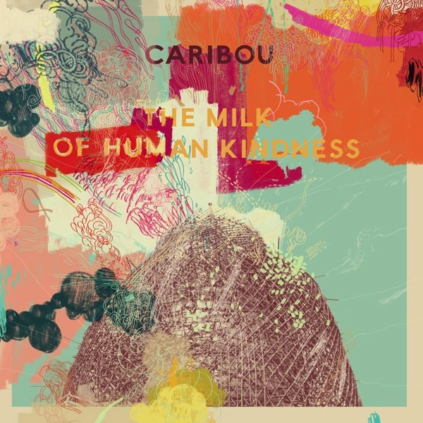 CARIBOU - THE MILK OF HUMAN KINDNESS LP