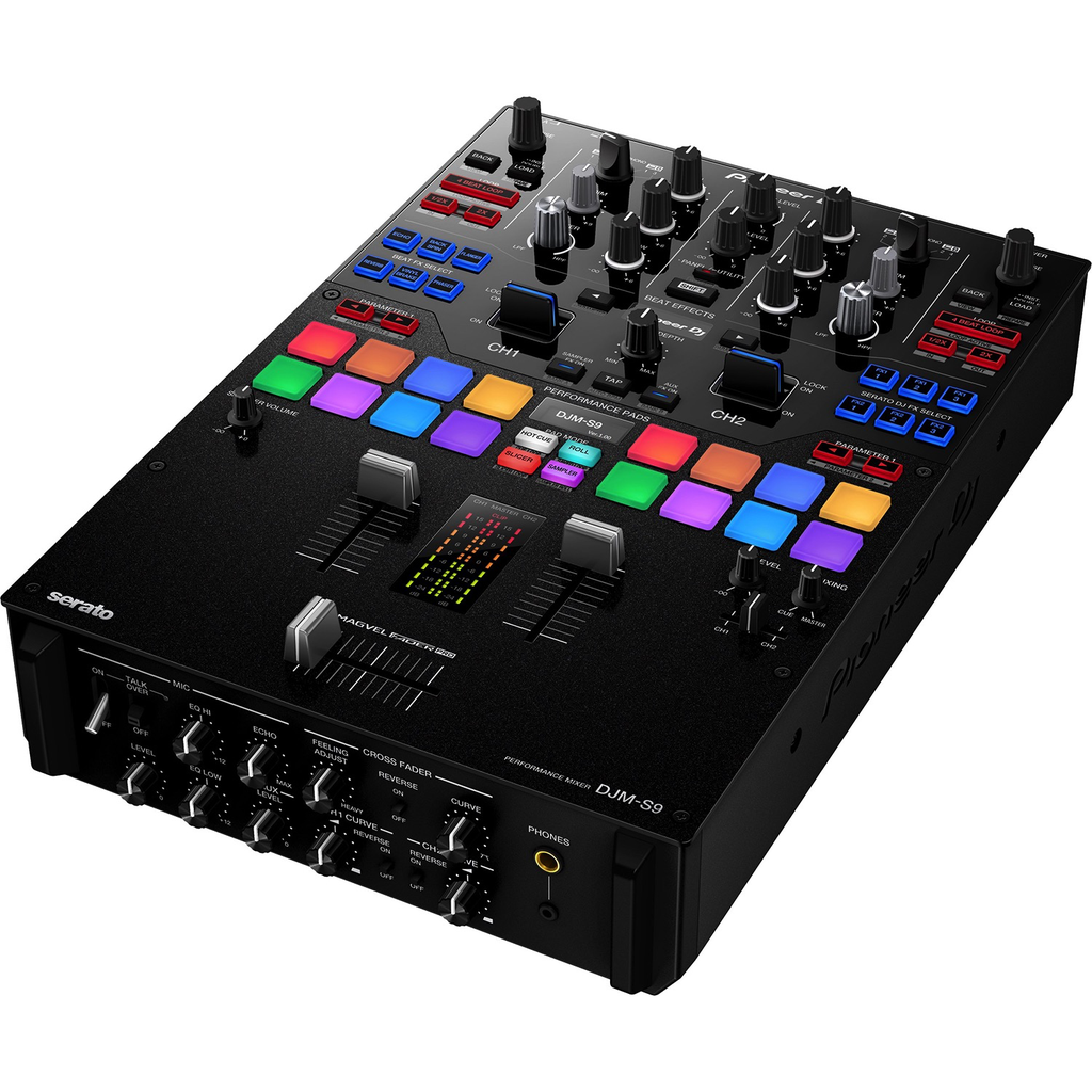 PIONEER - DJM S9 BATTLE MIXER FOR SERATO DJ