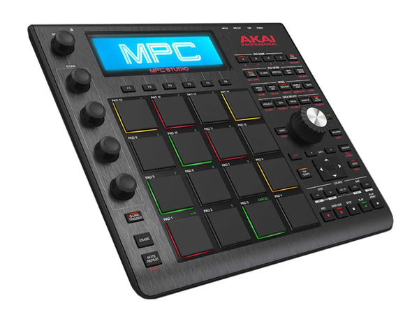 AKAI - MPC STUDIO MUSIC PRODUCTION CONTROLLER - SLIMLINE