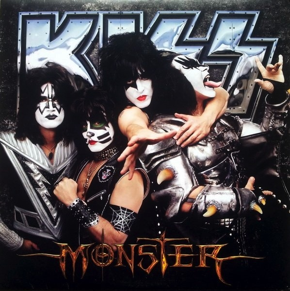 KISS - MONSTER LP (180 GRAM)