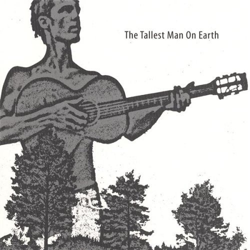 TALLEST MAN ON EARTH - TALLEST MAN ON EARTH LP