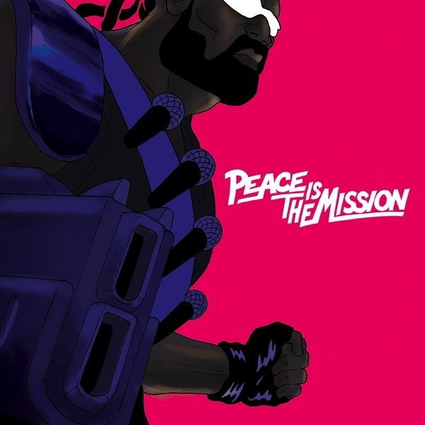 MAJOR LAZER - PEACE IS THE MISSION LP