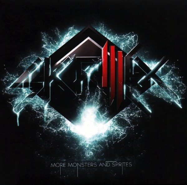 SKRILLEX - MORE MONSTERS AND SPRITES LP