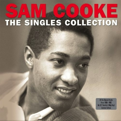 SAM COOKE - THE SINGLES COLLECTION 2LP (180G)