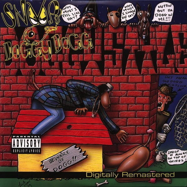SNOOP DOGGY DOGG - DOGGYSTYLE 2XLP