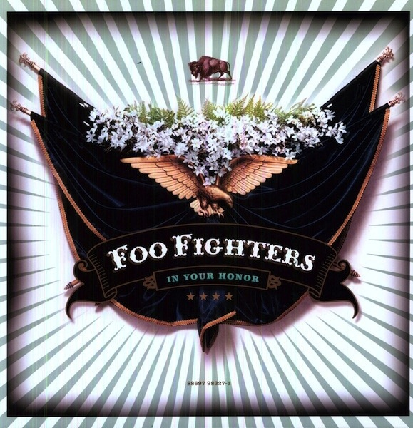 FOO FIGHTERS - IN YOUR HONOR 2LP (180G)