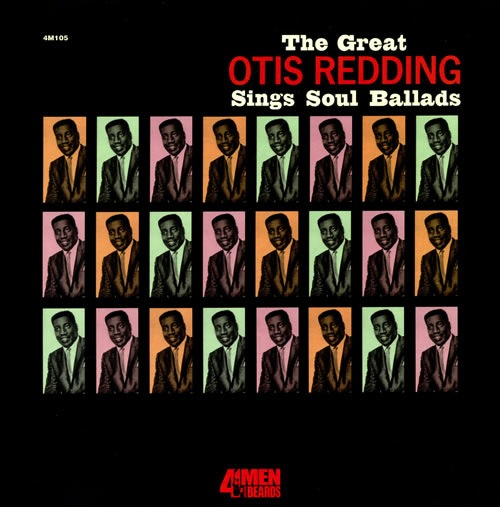 OTIS REDDING - SINGS SOUL BALLADS LP