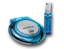 STANTON - CD/DVD CLEANING SYSTEM