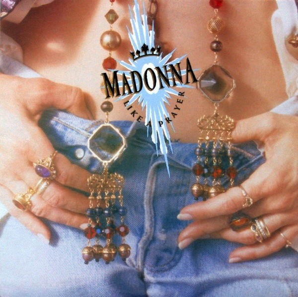 MADONNA - LIKE A PRAYER LP