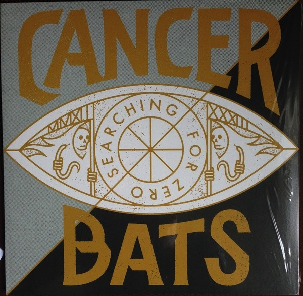 CANCER BATS - SEARCHING FOR ZERO LP