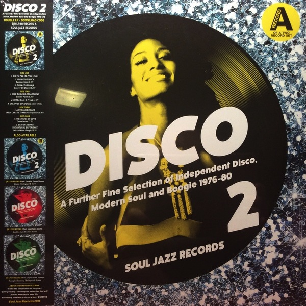 V/A - DISCO 2 2LP (PART A)