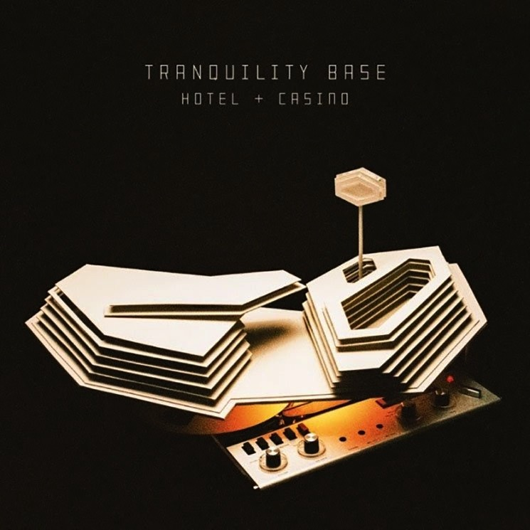 ARCTIC MONKEYS - TRANGUILITY BASE HOTEL + CASINO LP