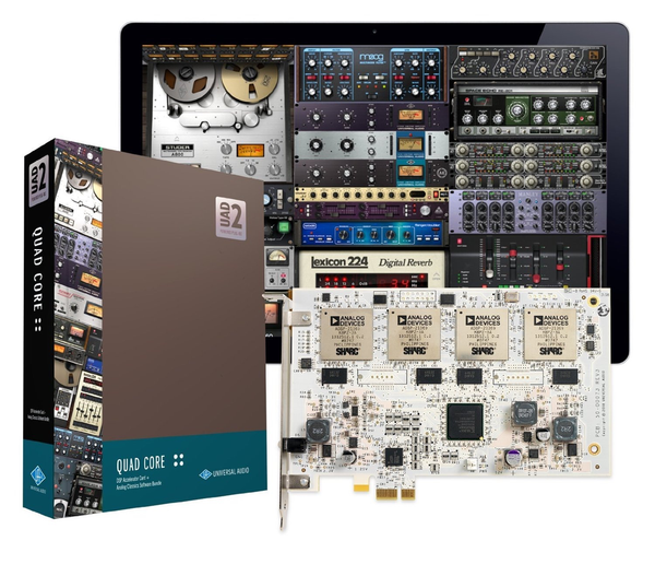Universal Audio - UAD-2 Octo Core Audio PCI DSP Card