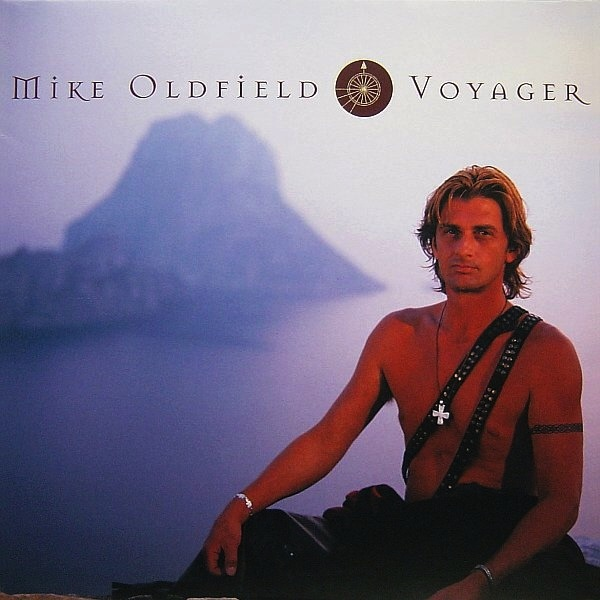 MIKE OLDFIELD - VOYAGER LP