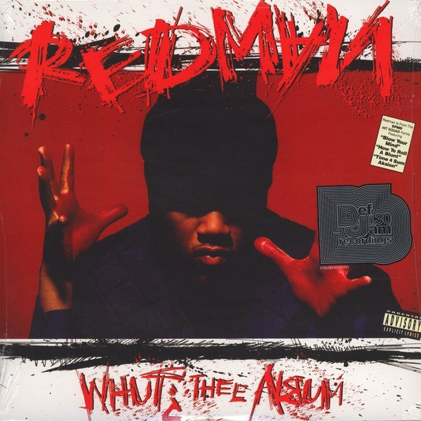 REDMAN - WHUT?  THEE ALBUM LP