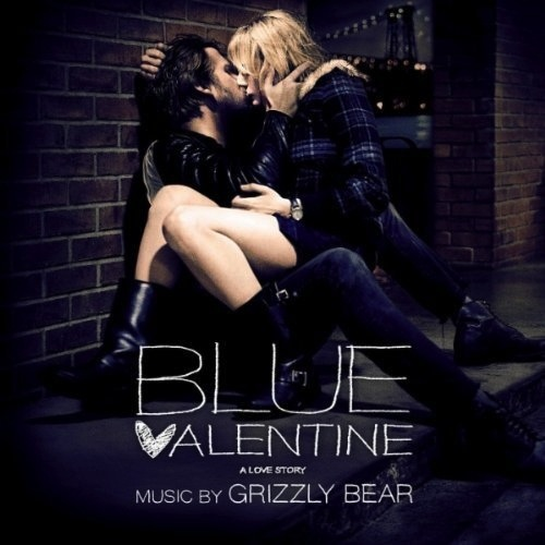 GRIZZLY BEAR - BLUE VALENTINE SOUNDTRACK LP