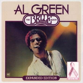 AL GREEN - THE BELLE ALBUM LP (PINK VINYL)