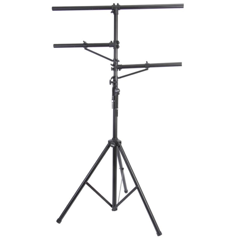 ON STAGE STANDS - LIGHTING STAND W/ SIDEBARS