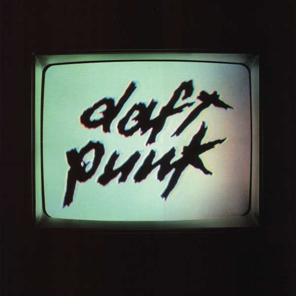 DAFT PUNK - HUMAN AFTER ALL 2LP