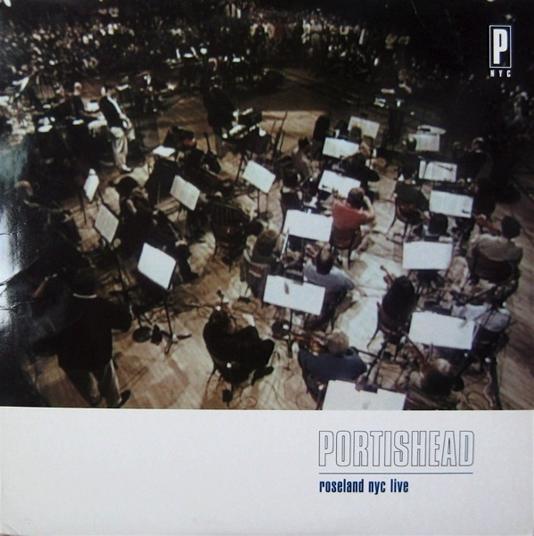 PORTISHEAD - ROSELAND NYC LIVE 2LP