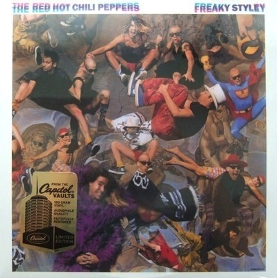 RED HOT CHILI PEPPERS - FREAKY STYLEY LP (180G)