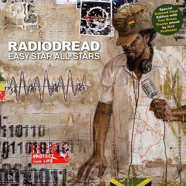 EASY ALL-STARS - RADIODREAD (COLOURED VINYL) 2LP