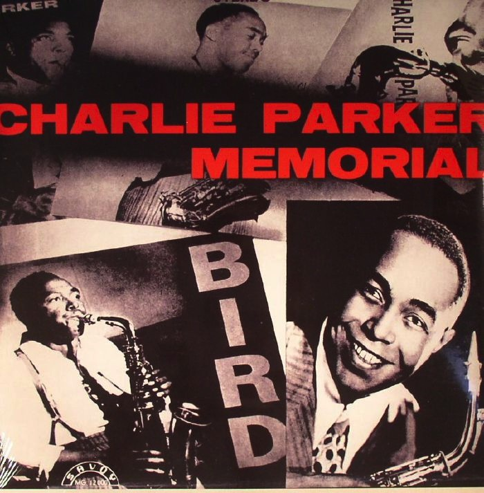 CHARLIE PARKERS ALL STARS - CHARLIE PARKER MEMORIAL VOL. 1 LP
