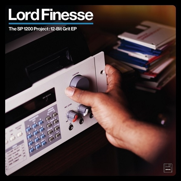 "LORD FINESSE  – 12 BIT GRIT EP – 12"" LP (BLACK)"