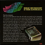 ERIC BURDON & THE ANIMALS - WINDS OF CHANGE LP