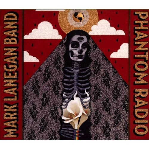 MARK LANEGAN BAND - PHANTOM RADIO LP