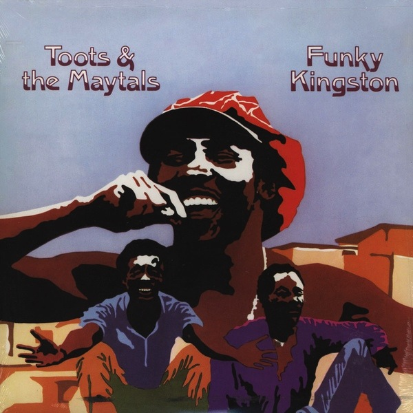 TOOTS AND THE MAYTALS - FUNKY KINGSTON LP