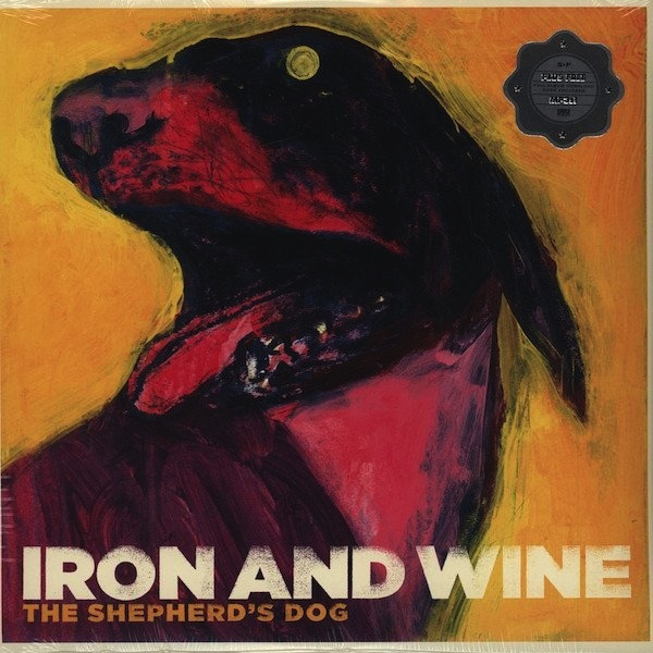 IRON AND WINE - THE SHEPHERD'S DOG LP