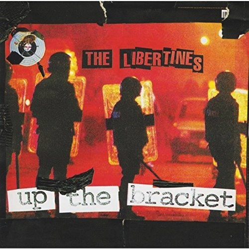 THE LIBERTINES - UP THE BRACKET LP