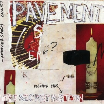 PAVEMENT - SECRET HISTORY VOL. 1: 1990-1992 2LP  + DOWNLOAD CODE