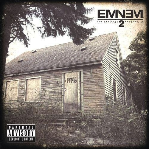 EMINEM - THE MARSHALL MATHERS LP2 [2LP] (GATEFOLD) EMINEM - THE MARSHALL MATHERS LP2 [2LP] (GATEFOLD)